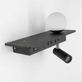 бра Gala c USB 1873